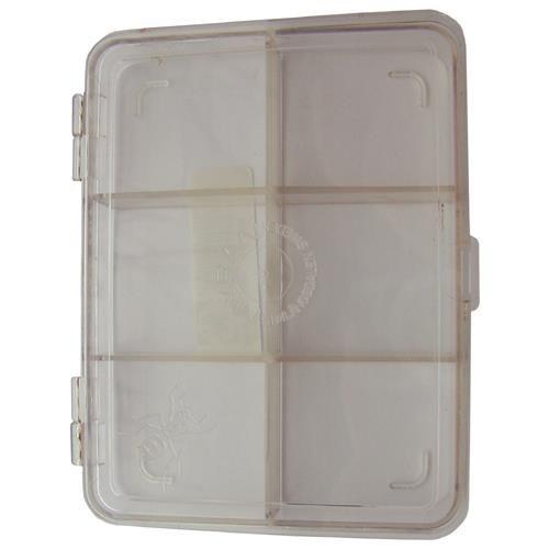 Myran Clear Compartment Boxes