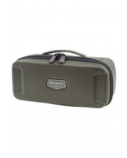 Simms Fishing Simms Bounty Hunter Reel Case - Coal