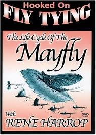 Lifecycle of the Mayfly with Rene' Harrop - DVD