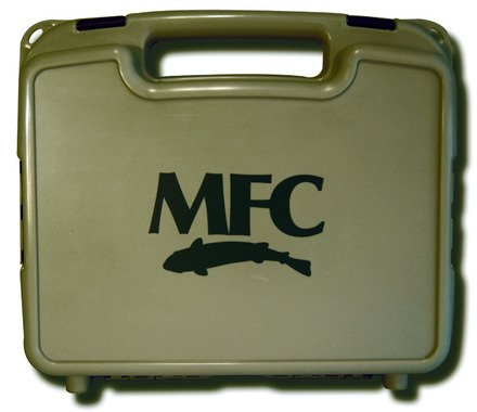 Montana Fly Company MFC Boat Box - Olive - Large Fly Foam