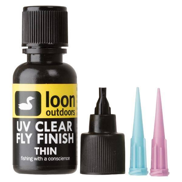 UV Clear Fly Finish - Thin (1/2 Oz)