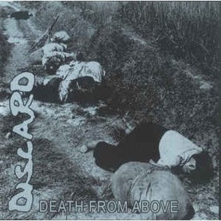 Discard - Death From Above EP