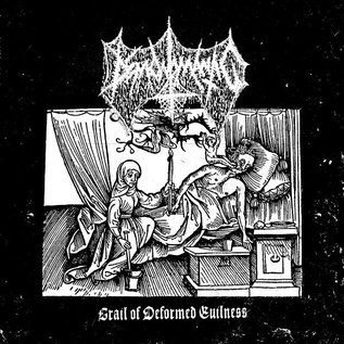 Final Agony Demonomantic - Grail Of Deformed Evilness LP