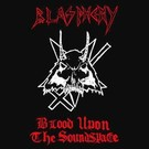 "Nuclear War Now! Productions Blasphemy - Blood Upon The Soundspace 12"" (Die Hard)"