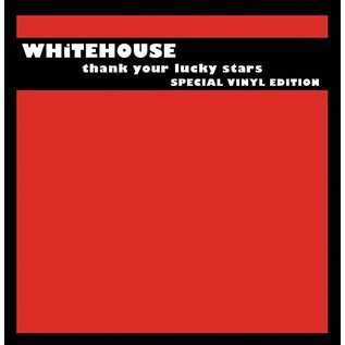 Dirter Promotions Whitehouse - Thank Your Lucky Stars 2xLP