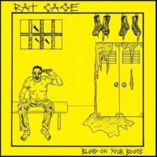 "La Vida Es Un Mus Rat Cage - Blood On Your Boots 7"""