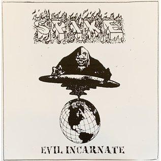 """Roachleg Records Spike - Evil Incarnate 7"""" Flexi"""