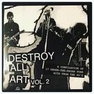 Rock 'N Roll Parasite V/A - Destroy All Art Volume 2 LP