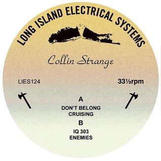 """L.I.E.S. Collin Strange - S/T 12"""""""