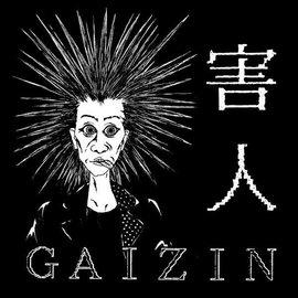 """General Speech Gaizin - S/T 7"""""""