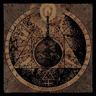 Iron Bonehead Productions Ancient Moon/Prosternatur - Secretum Secretorum LP