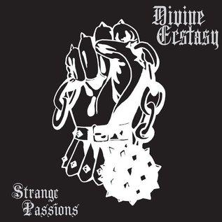 "Iron Bonehead Productions Divine Ecstasy - Strange Passions 12"" (Splatter Vinyl)"