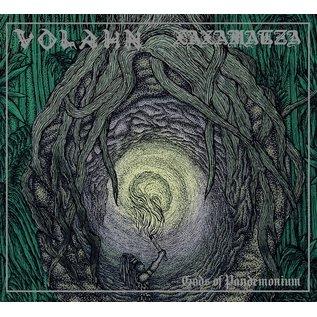 "Iron Bonehead Productions Volahn/Xaxamatza - Gods Of Pandemonium 7"" (Black Vinyl)"