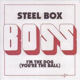 """Goner Records Boss - Steel Box 7"""""""