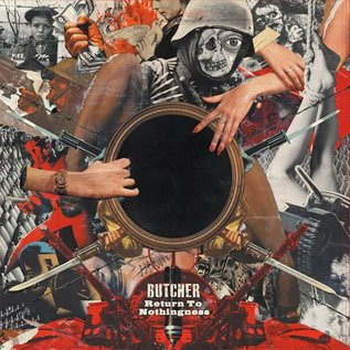 Desolate Records Butcher - Return To Nothingness LP