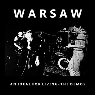 Warsaw (Joy Division) - An Ideal For Living - The Demos LP