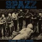 Spazz - Dwarf Jester Rising LP