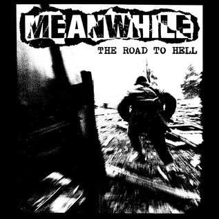Feral Ward Meanwhile - The Road To Hell LP