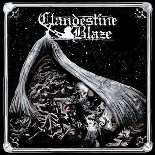 Stygian Black Hand Clandestine Blaze - Tranquility Of Death LP