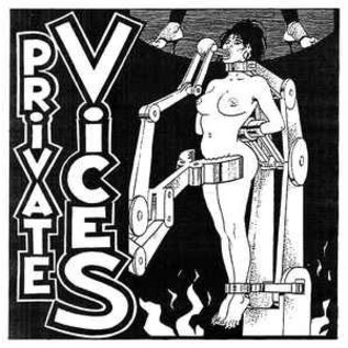 Private Vices - Total Control 7""