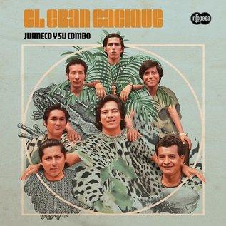 Juaneco Y Su Combo - El Gran Cacique LP