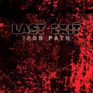 ESP Disk Last Exit - Iron Path LP