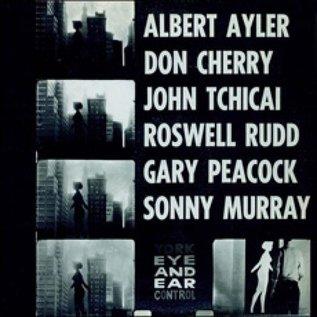 ESP Disk Ayler, Albert - New York Eye and Ear Control LP