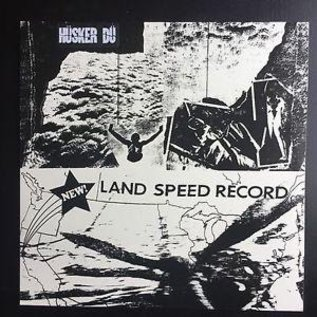 No 'Label' Hüsker Dü ‎– Dope + Speed = Record LP