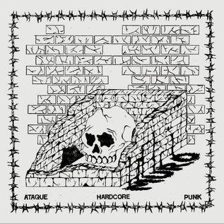 Beach Impediment Muro - Ataque Hardcore Punk LP