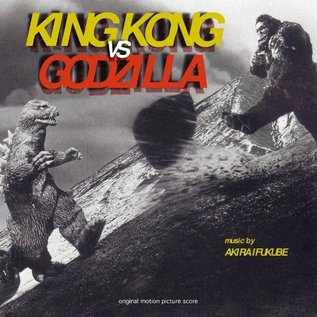 Doxy Ifukube, Akira - King Kong Vs. Godzilla LP