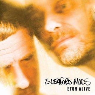 Sleaford Mods - Eton Alive LP (Green Vinyl)