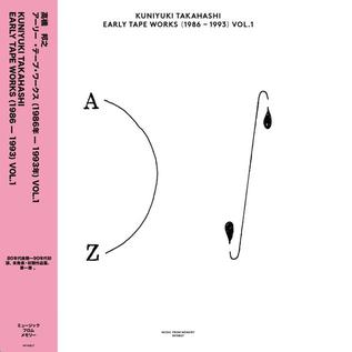 Takahashi, Kuniyuki - Early Tape Works (1986-1993) Vol. 1 LP