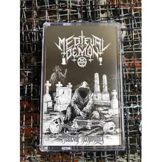 Hospital Productions Medieval Demon - Medieval Necromancy CS