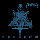 Nuclear War Now! Productions Sabbat - Envenom 2xLP
