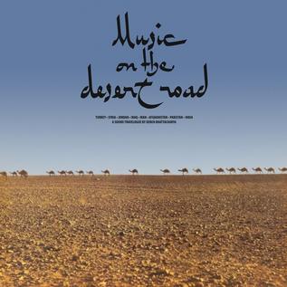 Bhattacharya, Deben - Music On The Desert Road LP