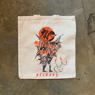 """Material World """"Cecilia Caldiera"""" Tote Bag"""