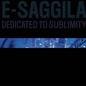 BANK Records NYC E-Sagglia - Dedicated To Sublimity LP