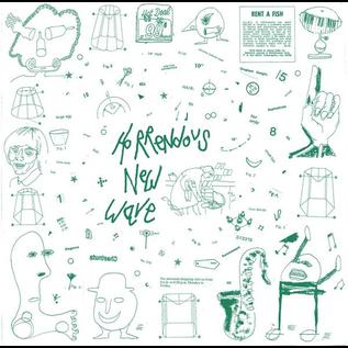 Various - Horrendous New Wave LP