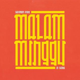 Akuphone V/A - Malam Minggu: A Saturday Night In Sunda LP