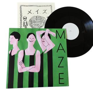"""Lumpy Records MAZE - S/T 12"""""""