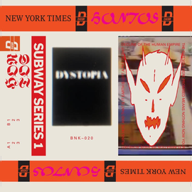BANK Records NYC Hontos - Subway Series Vol. 1