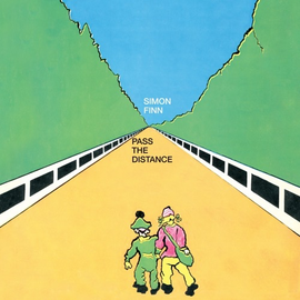 Finn, Simon - Pass The Distance LP