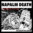 Earache Napalm Death - Grind Madness at the BBC: The Earache Peel Sessions LP