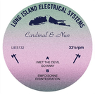 L.I.E.S. Cardinal & Nun - I Met The Devil 12""