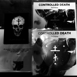 "Controlled Death - Evil Discharge 7"" Flexi"