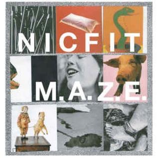 """M.A.Z.E./Nicfit - Split 7"""""""