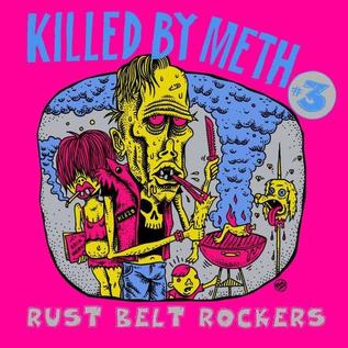 none V/A - Killed By Meth #3 LP