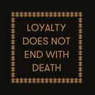 Ideal Recordings P-Orridge, Genesis & Carl Abrahamsson - Loyalty Does Not End With Death LP