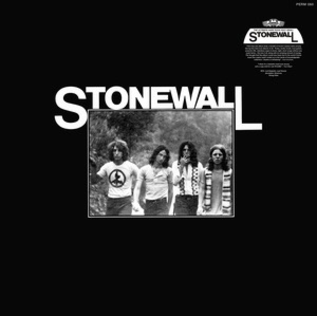 Permanent Records Stonewall - S/T LP