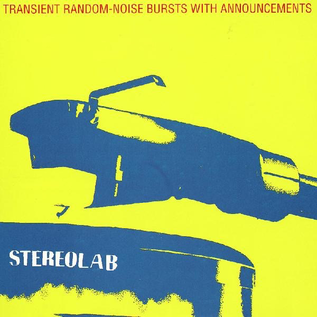 Warp Records Stereolab - Transient Random Noise-Bursts With Announcements 2xLP (Deluxe Edition)